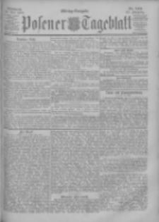 Posener Tageblatt 1900.05.30 Jg.39 Nr249