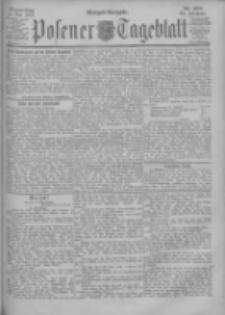 Posener Tageblatt 1900.05.31 Jg.39 Nr250