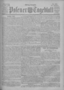 Posener Tageblatt 1900.05.31 Jg.39 Nr251