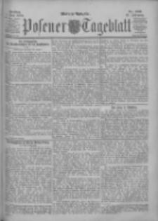 Posener Tageblatt 1900.06.01 Jg.39 Nr252