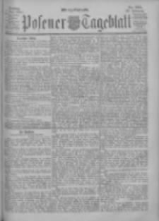 Posener Tageblatt 1900.06.01 Jg.39 Nr253