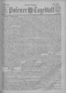 Posener Tageblatt 1900.06.02 Jg.39 Nr254