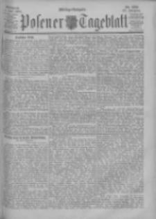 Posener Tageblatt 1900.06.06 Jg.39 Nr259