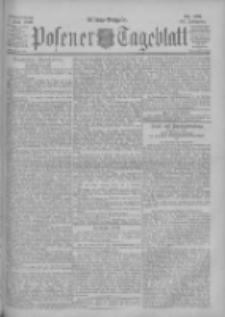 Posener Tageblatt 1900.06.07 Jg.39 Nr261