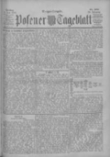 Posener Tageblatt 1900.06.08 Jg.39 Nr262