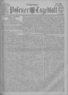 Posener Tageblatt 1900.06.08 Jg.39 Nr263
