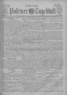 Posener Tageblatt 1900.06.09 Jg.39 Nr264