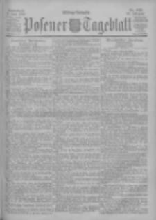 Posener Tageblatt 1900.06.09 Jg.39 Nr265