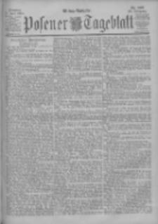 Posener Tageblatt 1900.06.11 Jg.39 Nr267