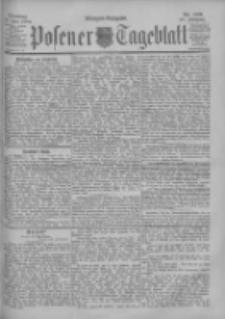 Posener Tageblatt 1900.06.12 Jg.39 Nr268