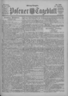 Posener Tageblatt 1900.06.12 Jg.39 Nr269