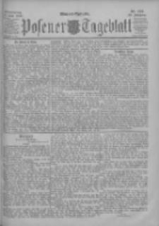 Posener Tageblatt 1900.06.14 Jg.39 Nr272