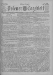 Posener Tageblatt 1900.06.14 Jg.39 Nr273