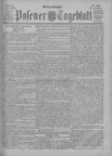 Posener Tageblatt 1900.06.18 Jg.39 Nr279