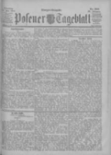 Posener Tageblatt 1900.06.19 Jg.39 Nr280