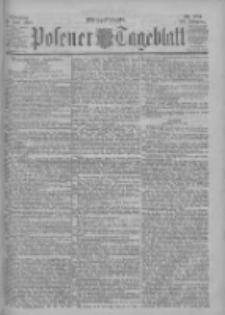 Posener Tageblatt 1900.06.19 Jg.39 Nr281