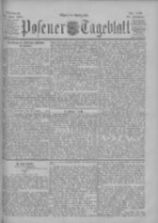 Posener Tageblatt 1900.06.20 Jg.39 Nr282