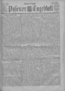 Posener Tageblatt 1900.06.21 Jg.39 Nr284