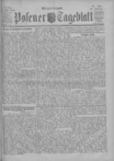 Posener Tageblatt 1900.06.22 Jg.39 Nr286