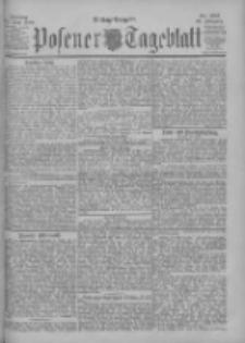 Posener Tageblatt 1900.06.22 Jg.39 Nr287