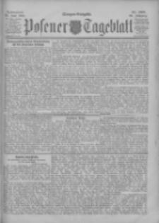 Posener Tageblatt 1900.06.23 Jg.39 Nr288