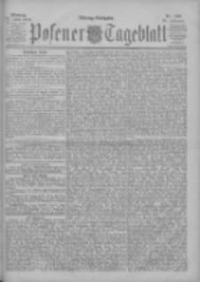 Posener Tageblatt 1900.06.25 Jg.39 Nr291
