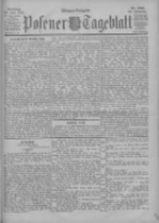 Posener Tageblatt 1900.06.26 Jg.39 Nr292