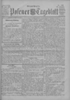 Posener Tageblatt 1900.06.28 Jg.39 Nr296