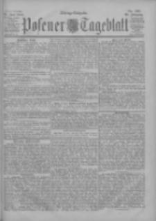 Posener Tageblatt 1900.06.28 Jg.39 Nr297