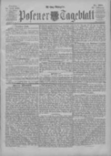Posener Tageblatt 1900.06.29 Jg.39 Nr299