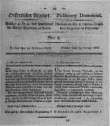 Oeffentlicher Anzeiger. 1822.02.19 Nro.8