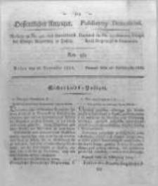 Oeffentlicher Anzeiger. 1822.11.26 Nro.48