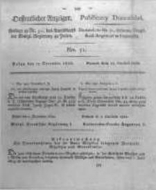 Oeffentlicher Anzeiger. 1822.12.17 Nro.51