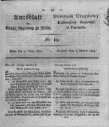 Amtsblatt der Königlichen Regierung zu Posen. 1822.03.05 Nro.10