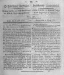 Oeffentlicher Anzeiger. 1823.07.08 Nro.27