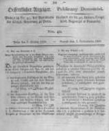 Oeffentlicher Anzeiger. 1823.10.07 Nro.40