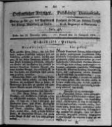Oeffentlicher Anzeiger. 1824.11.23 Nro.47