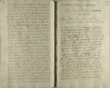 Copia listv od Jeo M. pana krakowskiego [Janusza Ostrogskiego do senatorów wielkopolskich], Ostróg 02.02.1608