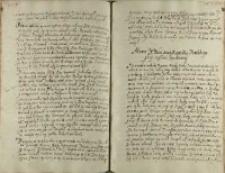 Mowa Jeo Mści pana marszalka poselskiego [Jakuba Sobieskiego] przy czytaniu exorbitanty [1623]