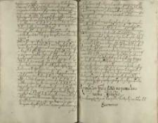 Responsum krola JMci [Zygmunta III] na postulata