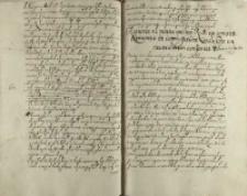 Rationes ac petita quibus RM [Sigismundus III] ex innata clementia et commiserone inducta in neutralitem consensit [inną ręką] Friderico Curlan duci 1626
