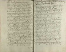 Responsum Regium ad haec petita per D. Vicecancellarium Regni [Stanislaum Łubieński] oretenus [??] datum