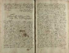 Vniwersał wtory rokoszowy na electią inszego pana pod Gliniany 05 Septembris [1607]