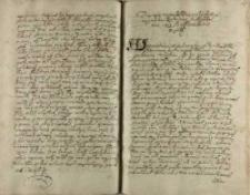 Przyczyny wypowiedzenia posłuszenstwa Zygmuntowi krolewicowi szwedskiemu Anno 1607 die Natiuitatis Joannis Baptistae [24.06.]