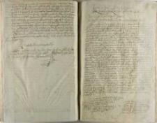 Respons od panow zołnierzow quartcianych. Dnia 21 Aug. na rokoszu pod Sędomirzem Anno 1606