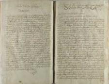 Respons od Jego Mci Pana hetmana Polnego [Stanisława Żółkiewskiego] oddany na rokoszu pod Sędomirzem, dnia 21 Augusta anno dni 1606