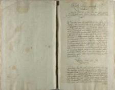 Artikuły wislickie przez Kr. Jeo Mci {Zygmunta III] confirmowane