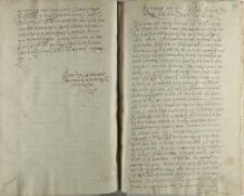 Respons od Kr. Jeo Mci [Zygmunta III] posłom sędomirskim dany, die 8 februarij [1606]