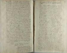 Respons Jeo M. X. arcibiskupa [Bernarda Maciejowskiego, Uniejów 14.02.1607]