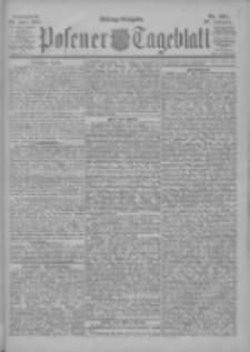 Posener Tageblatt 1900.06.30 Jg.39 Nr301